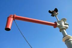 ?olumn hydraulique Photographie stock libre de droits