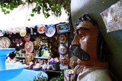 Olvera Straatmarkt in Los Angeles Stock Fotografie