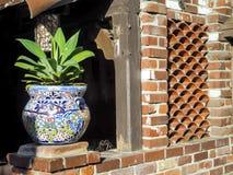 Olvera Street decoration - Los Angeles, LA, California, CA. USA Stock Image