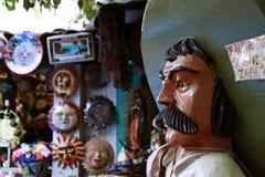Olvera Uliczny rynek w Los Angeles Zdjęcie Royalty Free
