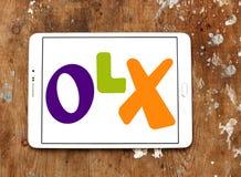 OLX-marknadsplatslogo Royaltyfria Foton