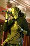 Olya Markes, solist d'Alai Oli Images libres de droits