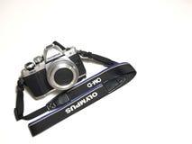 Olymp-Kamera Stockfotografie