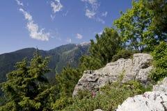 Olymp mountain Stock Image