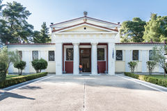 Olympia Archaeological Musem Greece Royalty Free Stock Photo