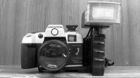 Olympia Camera anziana Fotografie Stock