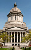 Olympia Capitol in de staat van Washington stock foto
