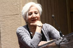 Olympia Dukakis Royalty Free Stock Photo