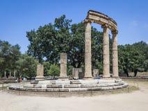 Olympia Grecia Imagenes de archivo
