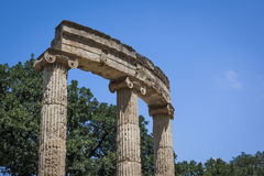 Olympia Greece Royalty Free Stock Image