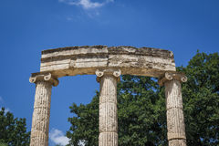 Olympia Greece Royalty Free Stock Photography
