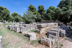 Olympia Greece Stock Images
