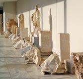 Olympia Museum, Olympia, Griechenland stockfoto