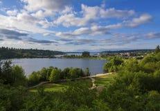Olympia Overview image libre de droits