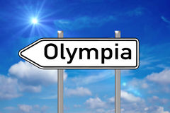Olympia Royalty Free Stock Image