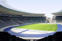 Olympia Stadion Berlin Imágenes de archivo libres de regalías