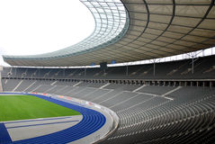 Olympia Stadium de Berlín Fotografía de archivo libre de regalías