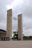 Olympia Stadium de Berlín Imagen de archivo libre de regalías