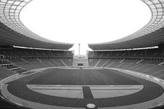 Olympia Stadium de Berlim Imagem de Stock Royalty Free