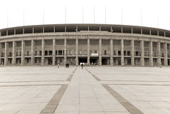 Olympia Stadium de Berlin Photographie stock