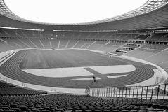 Olympia Stadium de Berlin Photographie stock libre de droits