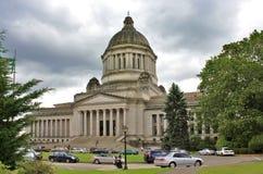 Olympia, Washington. Das Kapitolgebäude stockfoto