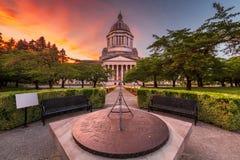 Free Olympia, Washington, USA State Capitol Building Stock Photo - 214555590