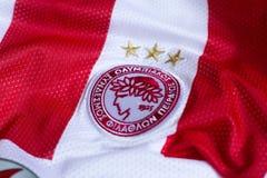 Olympiakos Royalty-vrije Stock Afbeeldingen