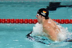Olympian, world champion and record holder swimmer Marco KOCH GER Stock Photo