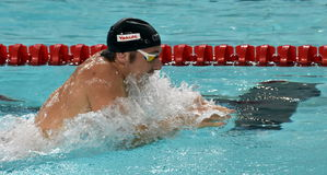 Olympian, world champion and record holder swimmer Marco KOCH GER Stock Images