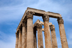 Olympian Zeus Royalty Free Stock Image
