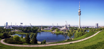 Olympiapark - munich Stock Images