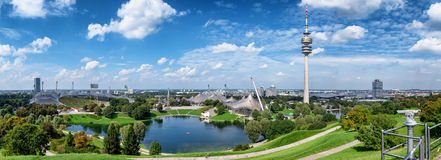 Olympiapark - munich Stock Photo