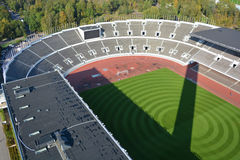 Olympiastadion赫尔辛基 库存图片