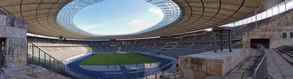 Olympiastadion Berlin Arkivfoto