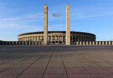 Olympiastadion Berlin Royalty Free Stock Images