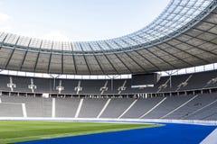Olympiastadion Olympisch Stadion in Berlijn, Duitsland Stock Foto