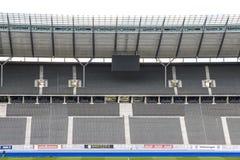 Olympiastadion Olympisch Stadion in Berlijn, Duitsland Royalty-vrije Stock Afbeelding
