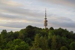 Olympiaturm Στοκ φωτογραφία με δικαίωμα ελεύθερης χρήσης