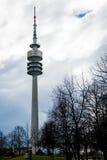 Olympiaturm Munchen Στοκ Εικόνα