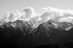 olympic berg Royaltyfria Foton