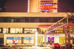 Olympic Casino Royalty Free Stock Photo
