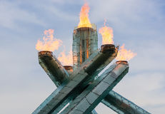 Olympic Cauldron Royalty Free Stock Images