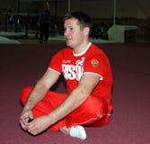 Olympic champion gymnast Alexei Nemov Stock Photography
