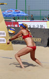 Olympic champion kerri walsh,famous beauty Stock Photo