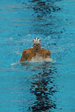 Olympic champion Michael Phelps of United States competes at the Men's 200m individual medley of the Rio 2016 Olympic Games Royalty Free Stock Image