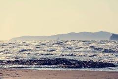 Olympic coast Stock Photography