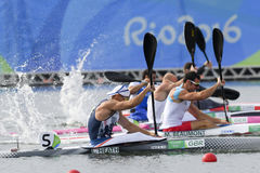Olympic Games Rio 2016 Royalty Free Stock Images