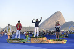 Olympic Games Rio 2016 Royalty Free Stock Photo