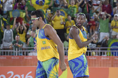 Olympic Games Rio 2016 Stock Images